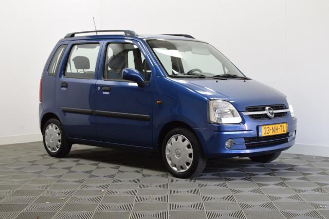 Opel-Agila